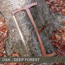21in Oak - Deep Forest Fin