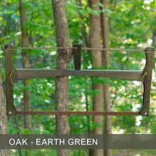 21in Oak - Earth Green Fin