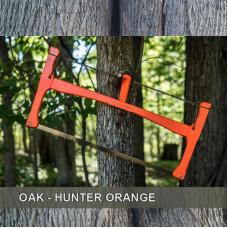 21in Oak Bucksaw (orange)