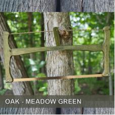 21in Oak - Meadow Green