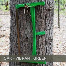 21in Oak - Vibrant Green