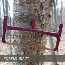 21in Purpleheart Bucksaw