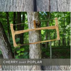 24in Cherry over Poplar