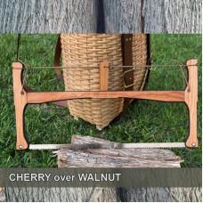 24in Cherry over Walnut