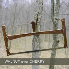 24in Walnut over Cherry
